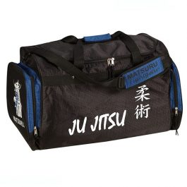 Geanta mare Ju Jitsu, negru-albastru