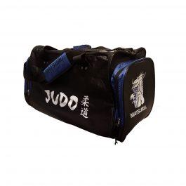 Geanta mare JUDO, negru-albastru