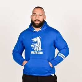 Hanorac Matsuru Albastru