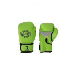Manusi box verde neon
